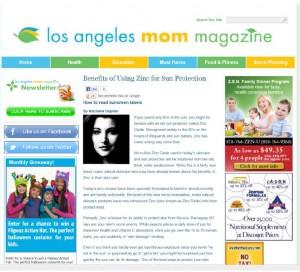 LAMOM Magazine June 2011